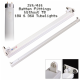 T8 2ft/4ft Single & Double Batten Fittings Fluorescent Striplight 18W & 36W Indoor